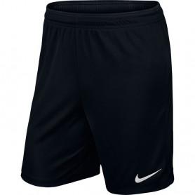 Pánské fotbalové kraťasy Nike Park II Knit Dri-Fit Black 725887-010