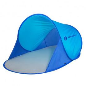 Samorozkládací plážový stan SPRINGOS Limus s UV ochranou (SPF 30+)