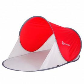 Samorozkládací plážový stan SPRINGOS Crus s UV ochranou (SPF 30+)
