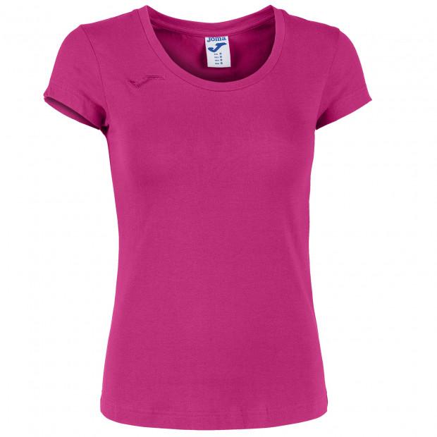Dámské fitness tričko Joma Verona Fuchsia