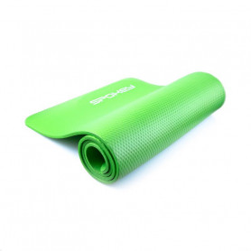 Podložka na cvičení Spokey SOFTMAT zelená 1 cm