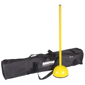 10x tyč slalomová Dribbling 80 cm včetně tašky