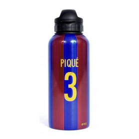 Láhev na pití FC Barcelona Pique No3 400ml 113A