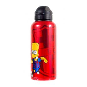 Láhev na pití FC Barcelona Bart Simpson 400mm B93A