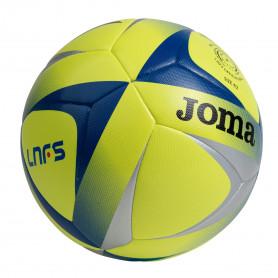 Oficiální futsalový míč Joma LNFS El Aquila F2 Fluor/Yellow, velikost 63 cm