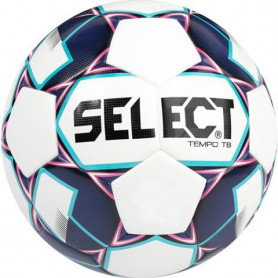 Fotbalový míč Select Tempo 4 2019 15669 bílá-modrá