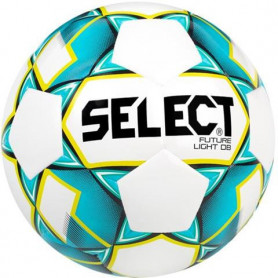 Fotbalový míč Select Future Light DB 4 14992 bílo-modro-žlutábílá-modrá