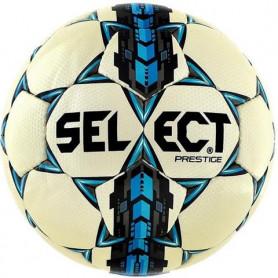 Fotbalový míč Select Prestige 2016 10552 krémová-modrá