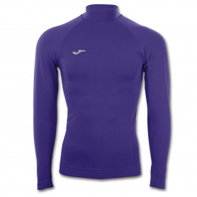 Termo triko Joma Purple Shirt Turtle Neck L/S bezešvé