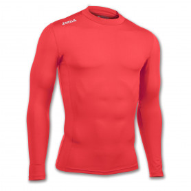 Termo triko Joma Dark Orange Shirt L/S bezešvé