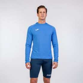 Termo triko Joma Brama Fleece Shirt Royal L/S