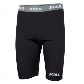 Termo kalhoty Joma Black Short Warm Fleece