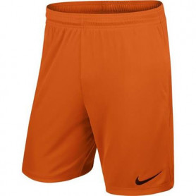 Kraťasy Nike Park II Knit Short NB Orange 725887 815