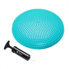 Balanční a masážní polštář Springos FA0076 + pumpička zdarma