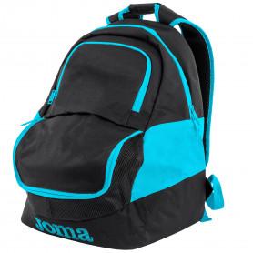 Batoh Joma Diamond II Black/Turquoise