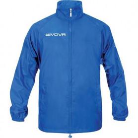 Nepromokavá bunda Givova Rain Basico modrá RJ001 0002