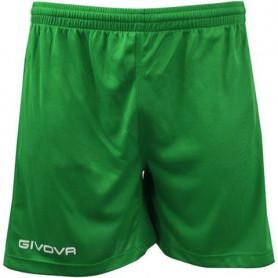 Kraťasy Givova One zelené P016 0013