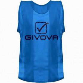 Rozlišovací dres Givova Pro CT01 modrý