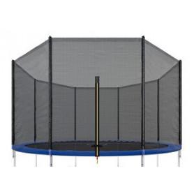 Vnější síť Springos na trampolíny 180 cm / 6 tyčí