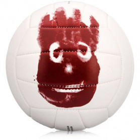Mini volejbalový míč Wilson Mr. Wilson Cast Away AVP WTH14115XDEF