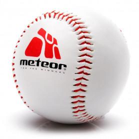 Baseballový míček Meteor White 130 g