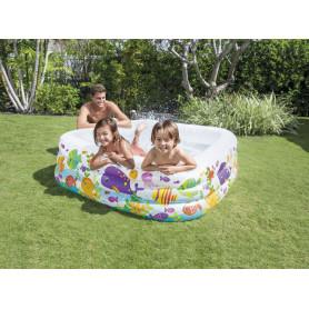 Detský bazén Intex Aquarium