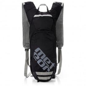 Cyklistický batoh Meteor Turano 2,5l černý