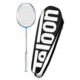 Badmintonová raketa TELOON Blast TL500 Blue 89g 22Lbs