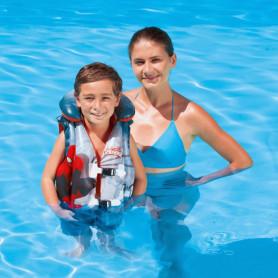 Dětská plovací vesta Bestway Spiderman 51 x 46 cm
