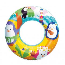 Nafukovací kruh Bestway Sea Adventures 51 cm