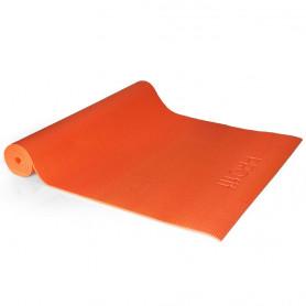Gymnastická podložka PRO fit 173 x 61 x 0,5 cm oranžová