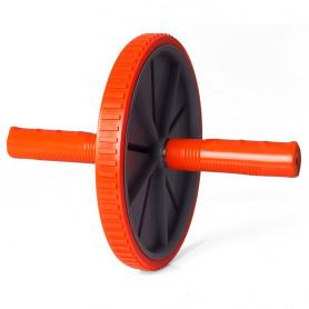 Posilovací kolečko PRO fit DK 3216-1 Orange