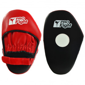 Trenérská lapa Focus Pads Profight Pu červeno/černá