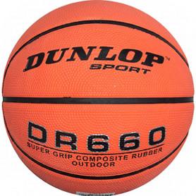 Basketbalový míč Dunlop Sport Orange DR660 305454