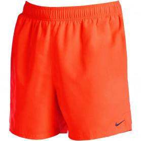 Pánské plavecké šortky Nike Essential NESSA560 822 oranžové