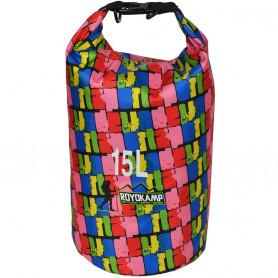 Nepromokavá taška Royokamp 1016498 15 l