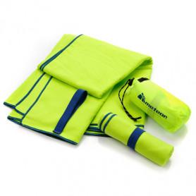 Rychleschnoucí plážový ručník Meteor Towel 80 x 130 cm zelený
