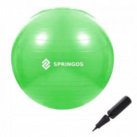 Gymnastický míč Springos  FB0007 65 cm / 150 kg