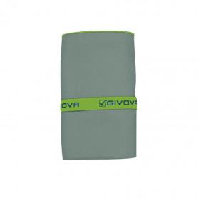 Rychleschnoucí ručník Givova Towel 165 x 80 cm verde