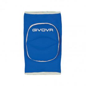 Volejbalové chrániče kolen Givova GIN01 0203 Royal/White