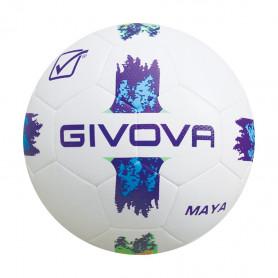 Fotbalový míč Givova Pallone Maya Azzuro/Blue velikost 4