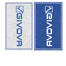 Plážový ručník Givova Telo Mare Double 165 x 80 cm