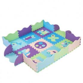Puzzle podložka pro děti Springos PM0003