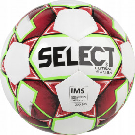 Futsalový míč Select Hala Futsal Samba IMS