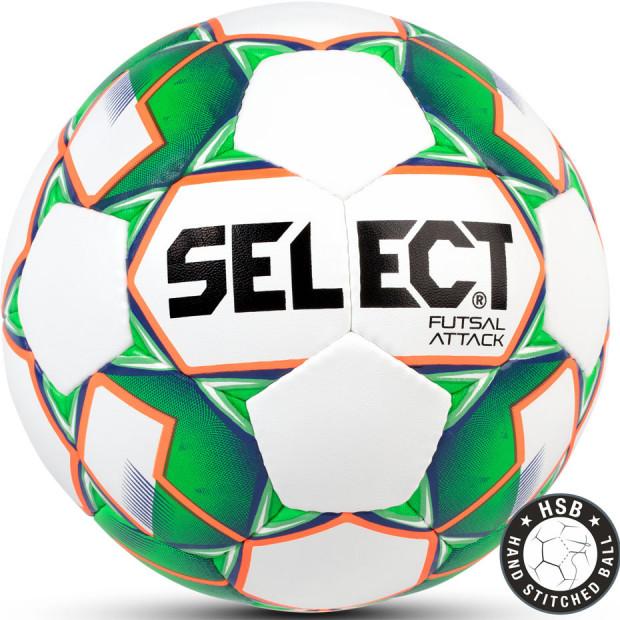 Futsalový míč Select 13972 Futsal Attack Hall