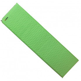 Samonafukovací karimatka YATE CALIMAN 182 x 50 x 3,5 cm zelená