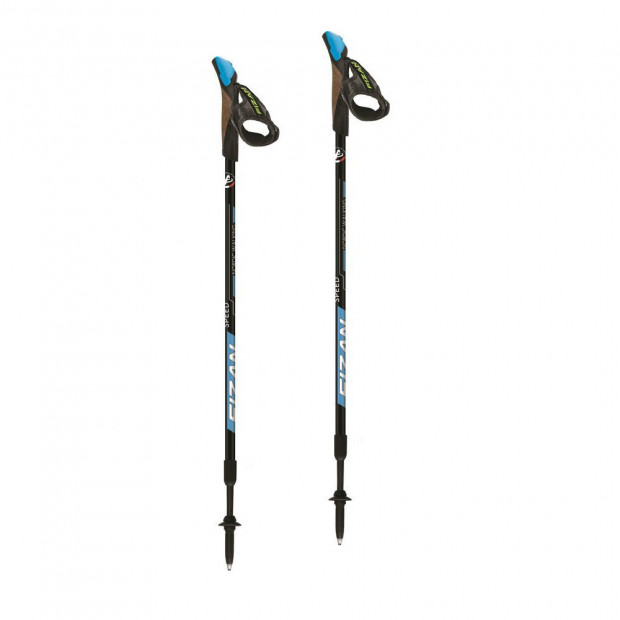 Nordic walking hole FIZAN NW Speed S207524 Blue