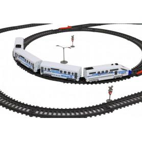Vláčkodráha Ramiz Power Train World, 9 metrov