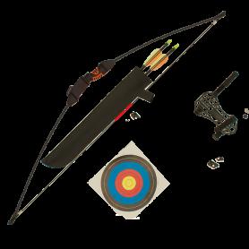 Lukostrelecké set YATE Chameleon v blistru (2 šípy)