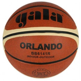 Míč Basket ORLANDO BB6141R, hnědá